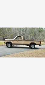 1986 Ford F150 for sale 101456159
