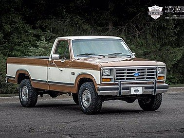 1986 Ford F150 for sale 101470020