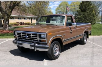 1986 Ford F150 for sale 101507341