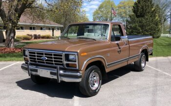 1986 Ford F150 for sale 101528907