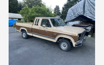 1986 Ford F150 2WD SuperCab XL for sale 101559117