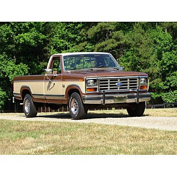 1986 Ford F150 for sale 101603185