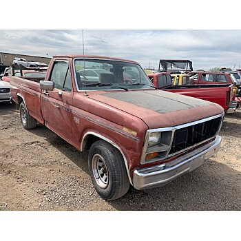 1986 Ford F150 for sale 101368278