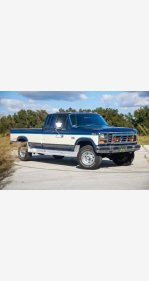 1986 Ford F250 4x4 SuperCab for sale 101239639