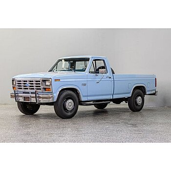 1986 Ford F250 2WD Regular Cab for sale 101557926