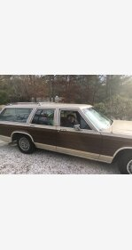 1986 Ford LTD Country Squire Wagon for sale 101203873