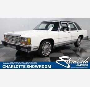 1986 Ford LTD for sale 101239736