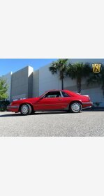 1986 Ford Mustang SVO Hatchback for sale 101058272