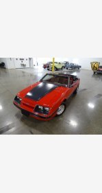 1986 Ford Mustang Convertible for sale 101061196