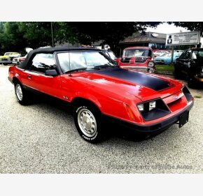 1986 Ford Mustang for sale 101169256
