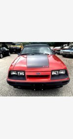 1986 Ford Mustang for sale 101185651