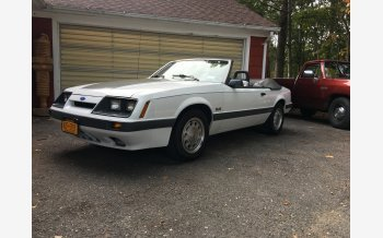 1986 Ford Mustang GT Convertible for sale 101267937