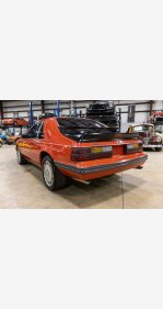 1986 Ford Mustang SVO Hatchback for sale 101289252