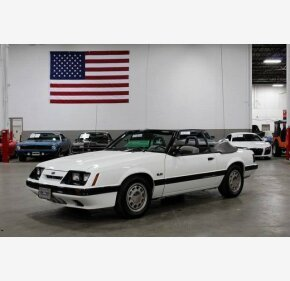 1986 Ford Mustang for sale 101330754