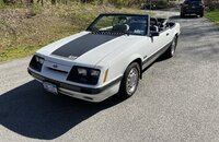 1986 Ford Mustang GT Convertible for sale 101337213