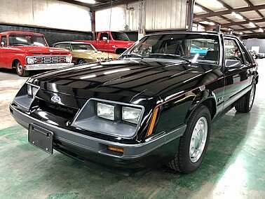 1986 Ford Mustang Hatchback for sale 101373650