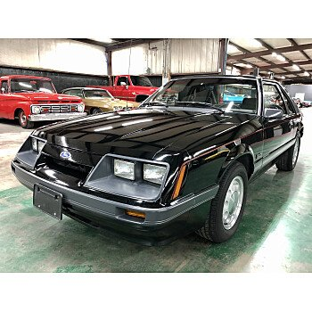 1986 Ford Mustang Hatchback for sale 101373650
