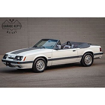1986 Ford Mustang for sale 101379318