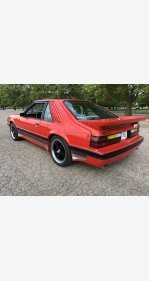 1986 Ford Mustang Hatchback for sale 101382380