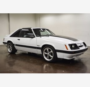 1986 Ford Mustang Hatchback for sale 101396530