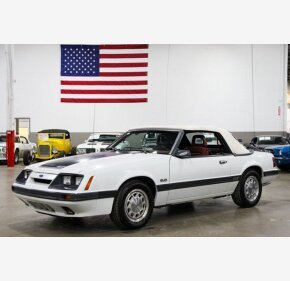 1986 Ford Mustang Convertible for sale 101397120