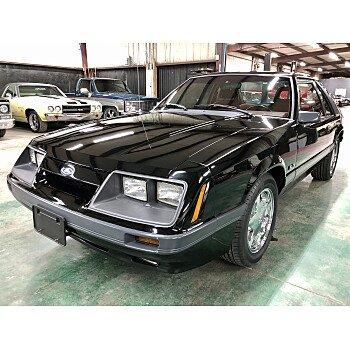 1986 Ford Mustang Hatchback for sale 101399239