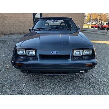 1986 Ford Mustang for sale 101404896