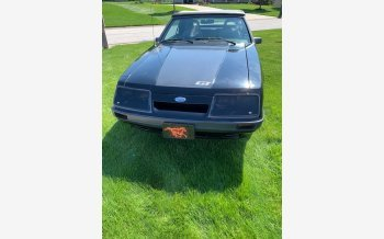 1986 Ford Mustang Convertible for sale 101503980