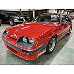 1986 Ford Mustang Hatchback for sale 101578284