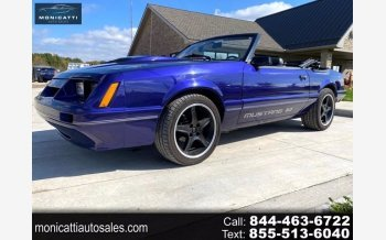 1986 Ford Mustang for sale 101629269