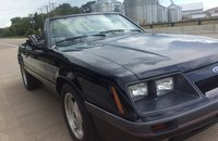 1986 Ford Mustang Convertible for sale 101081940