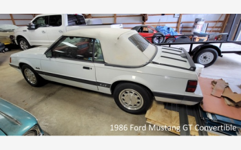 1986 Ford Mustang GT Convertible for sale 101598538