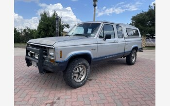 1986 Ford Ranger 4x4 SuperCab for sale 101595498