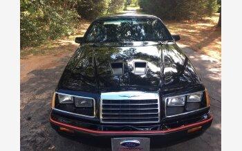 1986 Ford Thunderbird for sale 101237136