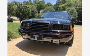 1986 Ford Thunderbird Sport for sale 101364810