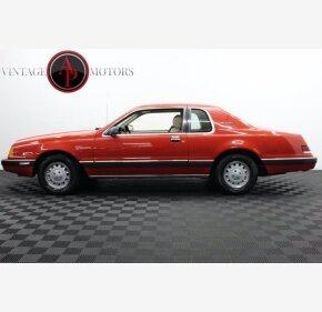 1986 Ford Thunderbird for sale 101373032