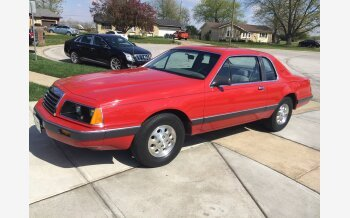 1986 Ford Thunderbird for sale 101493832
