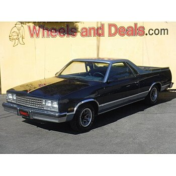 1986 GMC Caballero for sale 101389571