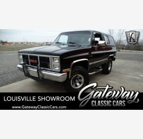 1986 GMC Jimmy for sale 101274042