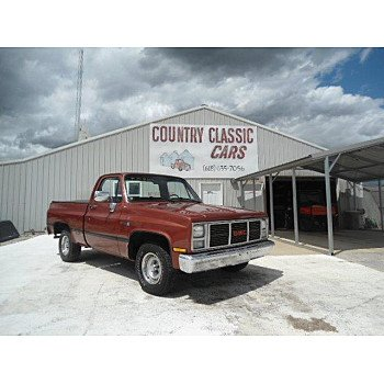 1986 GMC Other GMC Models for sale 100748339