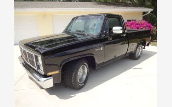 1986 GMC Sierra 1500 2WD Regular Cab for sale 100977732