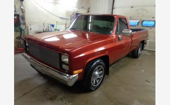 1986 GMC Sierra 1500 2WD Regular Cab for sale 101086830