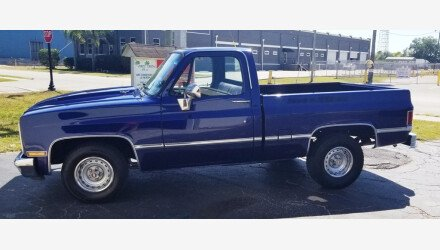 1986 GMC Sierra 1500 2WD Regular Cab for sale 101128940