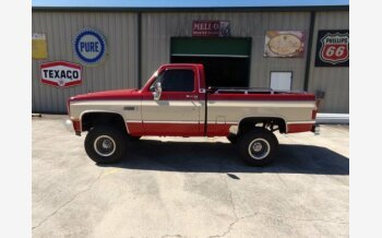 1986 GMC Sierra 1500 4x4 Regular Cab for sale 101309557