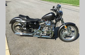 1986 Harley-Davidson Sportster for sale 200367802