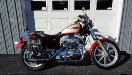 1986 Harley-Davidson Sportster for sale 200638739