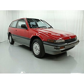 1986 Honda Accord for sale 101104493