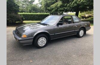 1986 Honda Prelude for sale 101536664