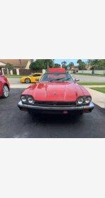 1986 Jaguar XJS for sale 101274379