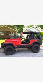 1986 Jeep CJ for sale 100779519